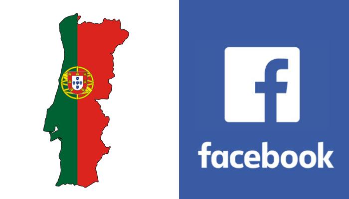 Het Portugese nieuws op afstand volgen via Facebook