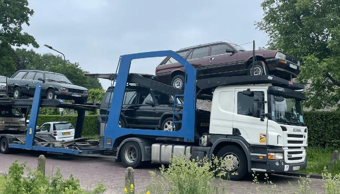 Autotransport Portugal Nederland